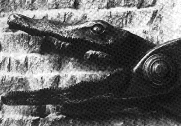 Ножницы-крокодилы.