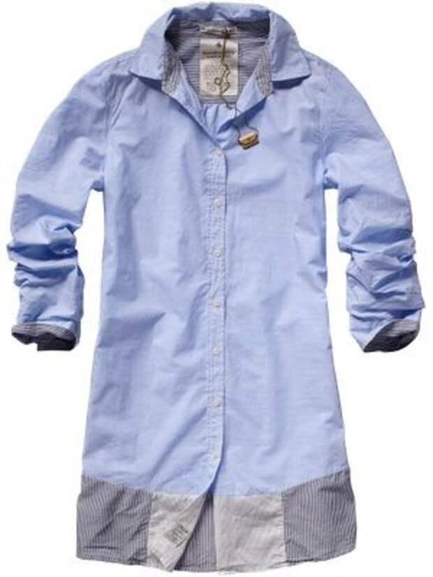 Три идеи удлинения одежды