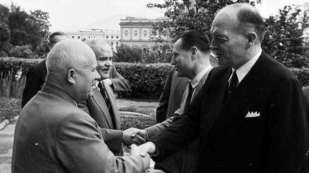 Кардиограмма отношений Москвы и Вашингтона