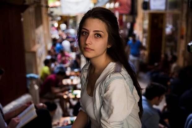 Атлас красоты. Фотограф показала красивых девушек из разных стран