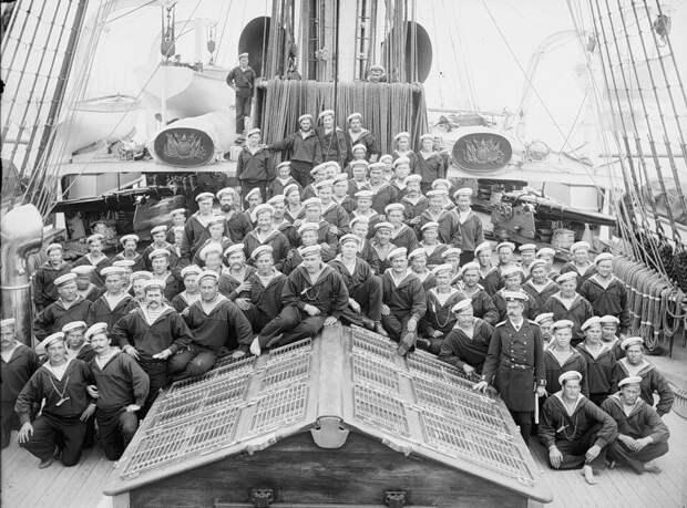 Подвиг русских моряков в Копенгагене