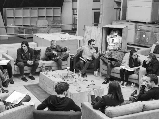 """""""Звездные войны"""": тогда и сейчас"""