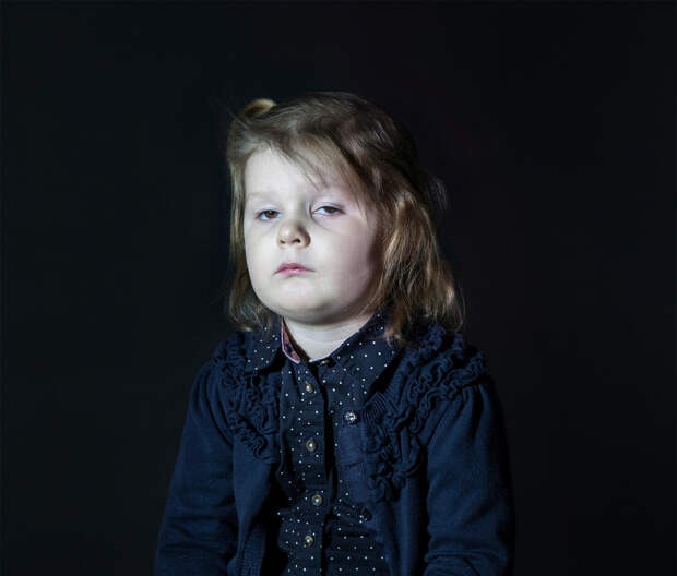 Эти дети не зомби. Они просто зависимы от телевизора