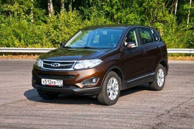 Китайские автомобили в России: ветер с Востока