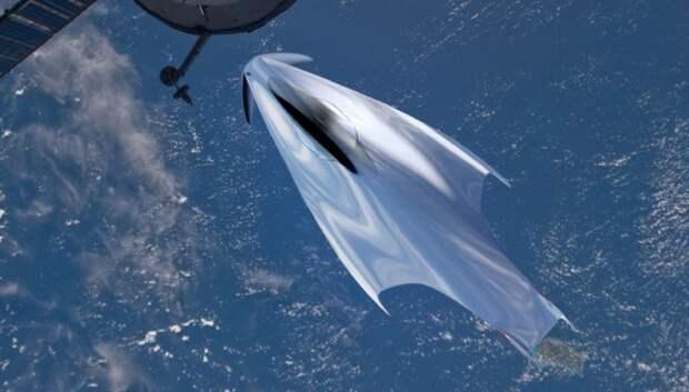 Космический корабль от Ferrari