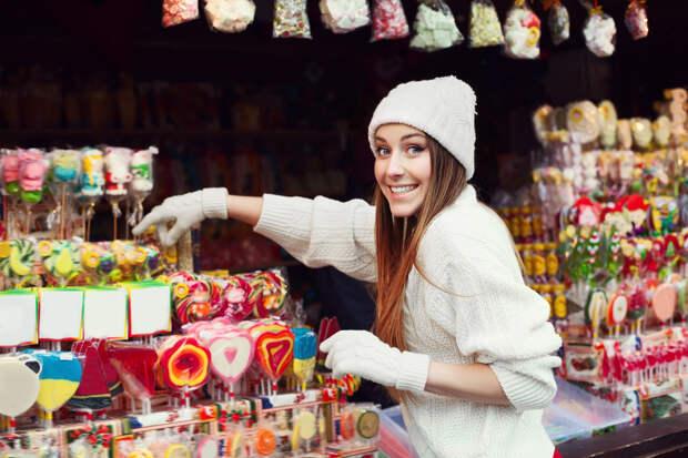 Правила новогоднего шоппинга за границей