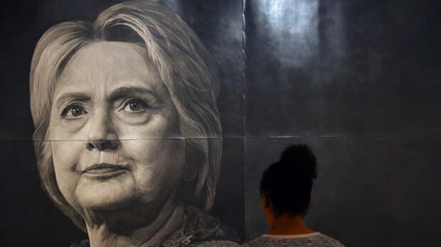 Обыкновенный американский фашизм. Фюрером работает Хиллари Клинтон