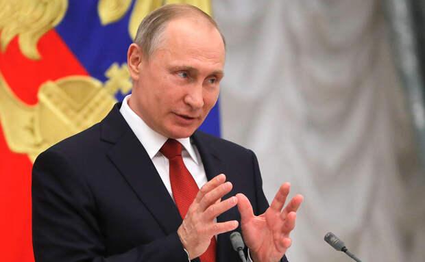 Путин рассказал, какими должны быть зарплаты и пенсии у россиян