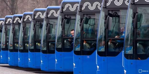 Следующий через Ховрино автобус №283 станет вместительнее