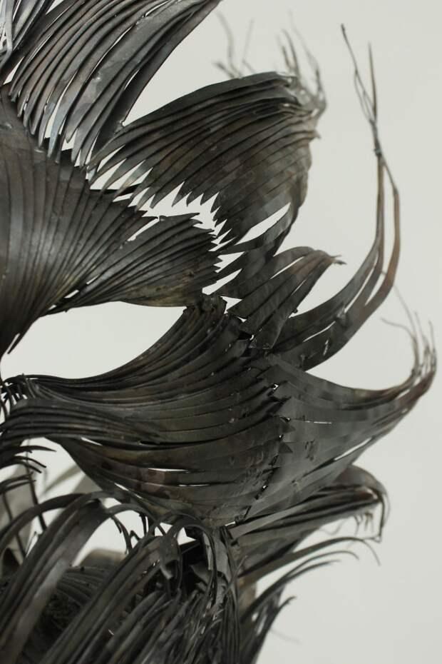 Художник, приручивший металл