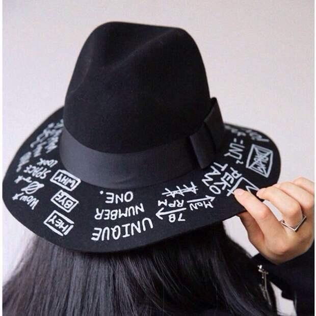Расписания шляпа