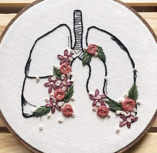 Дышите глубже!