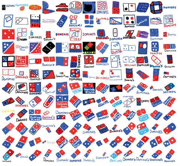 Вот как выглядели первые логотипы этих 6 известных компаний