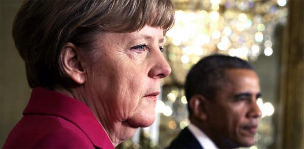 Европа пошла против США