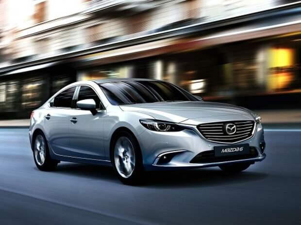 Mazda может поднять цены на 5%