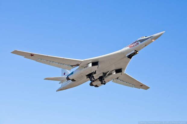 Возобновление строительства Ту-160. Задачи и проблемы