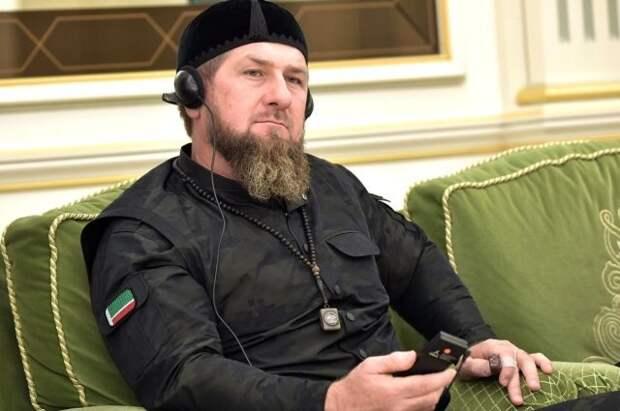 Путин пожелал Кадырову успехов на выборах главы Чечни