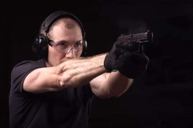 Названы достоинства компактного пистолета Лебедева