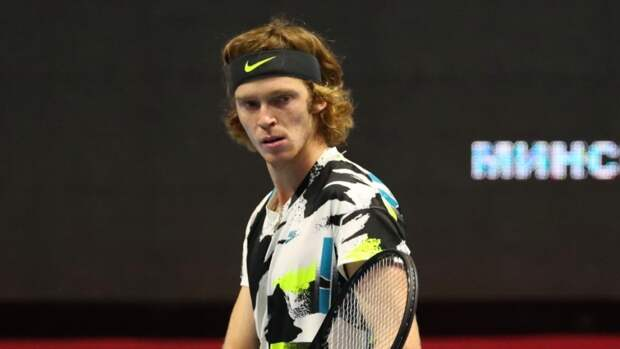 Российский теннисист Рублев поднялся на седьмую позицию в рейтинге ATP