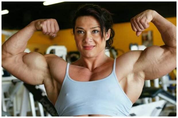 Железные леди: 8 самых знаменитых женщин-бодибилдерш