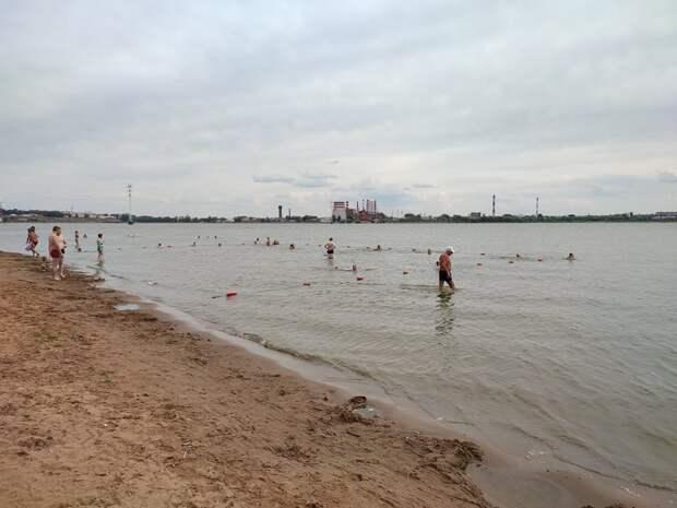 Только три пруда Удмуртии пригодны для купания