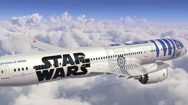 В Японии запустят самолет для поклонников «Звездных войн»