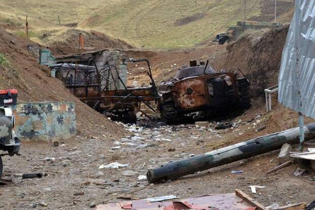 Баку начал масштабное наступление в Нагорном Карабахе - сообщают в Минобороны Армении