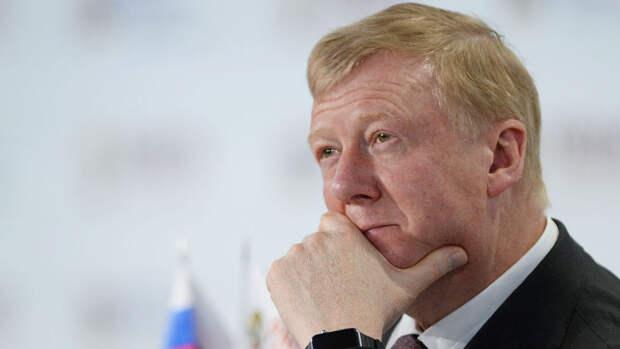 Чубайсу припомнили высказывание об идиотизме советских людей