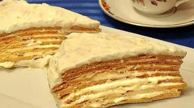 «Парижский коктейль» — торт, перед которым невозможно устоять