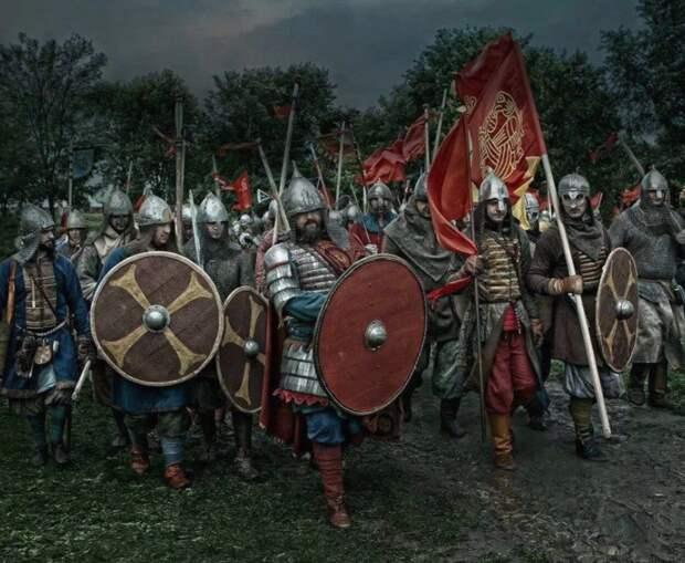 Русские полки спасли Кавказ от сельджуков и татаро-монголов