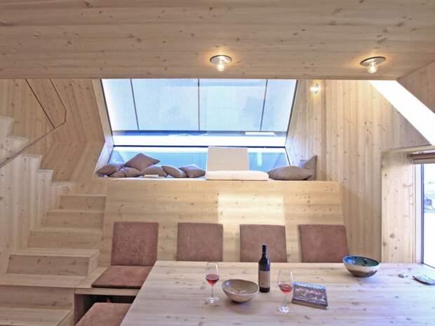 Уютный дизайн маленького жилища.