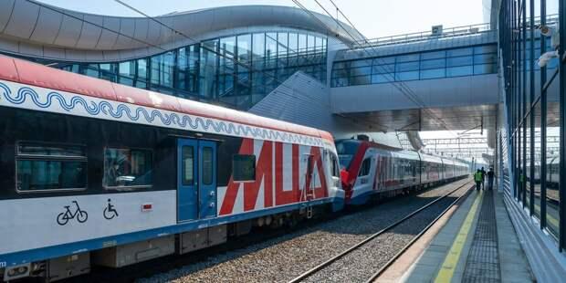 Сроки строительства платформы МЦД-2 в районе Марьиной рощи изменились
