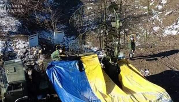 ЕС очень беспокоит присутствие на Донбассе РЛС 51У6 «Каста-2Е1»