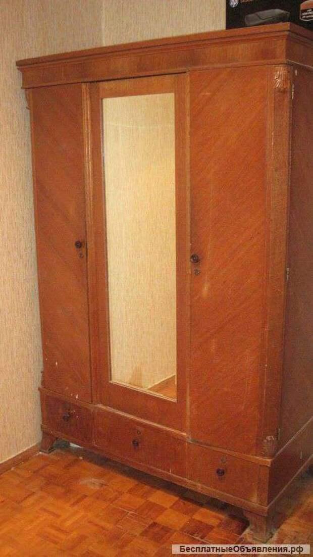 Обновление старого шкафа