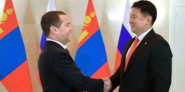 РФ и Монголия подписали электроэнергетическое соглашение