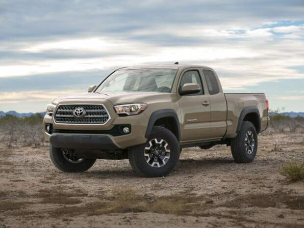 Toyota увеличит мощности в Северной Америке из-за роста спроса