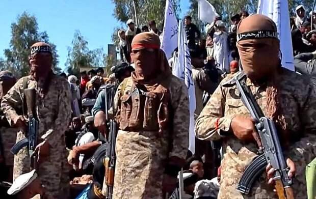 Первой страной для удара талибов станет Туркмения