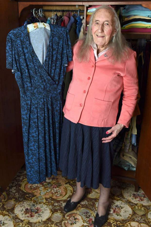 Долгий каминг-аут: Ветеран Второй мировой войны признался в трансгендерности в 90-летнем возрасте
