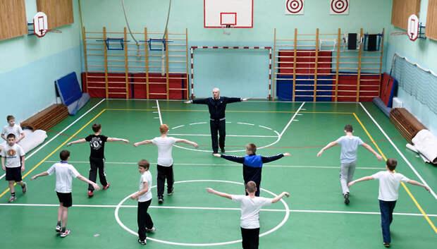 Преподаватель физкультуры из Подольска вошла в пятерку лучших педагогов области