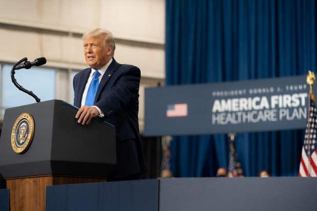 Трамп рассказал о своём самочувствии