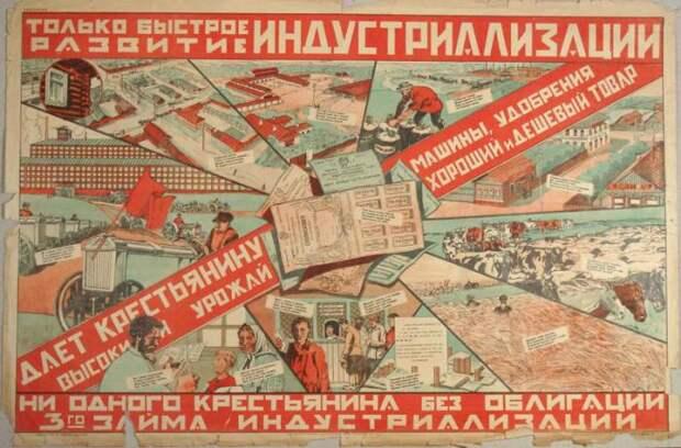 СССР в 1925 1929 годах