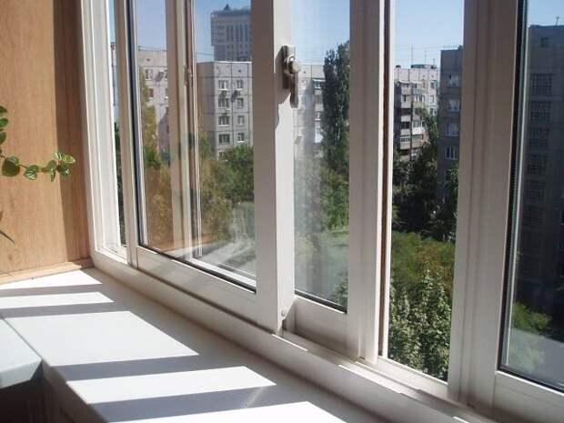 Если у вас пластиковые окна