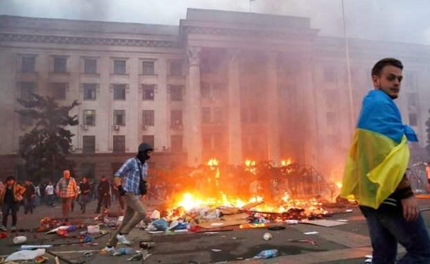 Националисты в Одессе обещают повторить 2 мая 2014 года