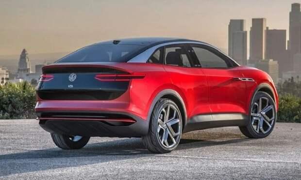 Бренд VW ускорит переход на электромобили