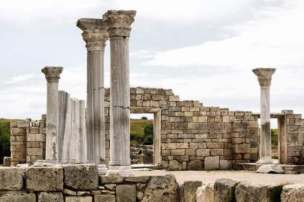 Историко-археологический парк «Херсонес Таврический» появится в Севастополе