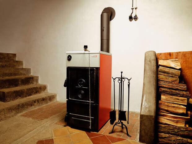 Комбинированный котел отопления