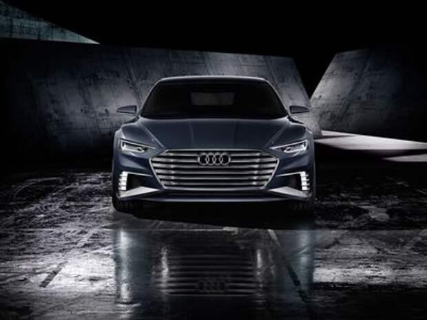 Новая Audi A8 все сделает сама