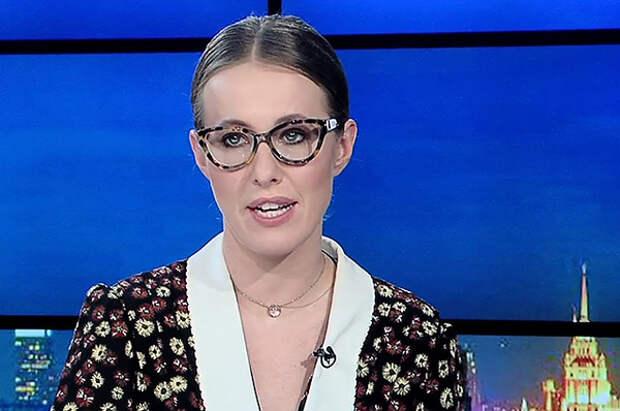 """Ксения Собчак: """"Максим навсегда останется для меня человеком родным"""""""