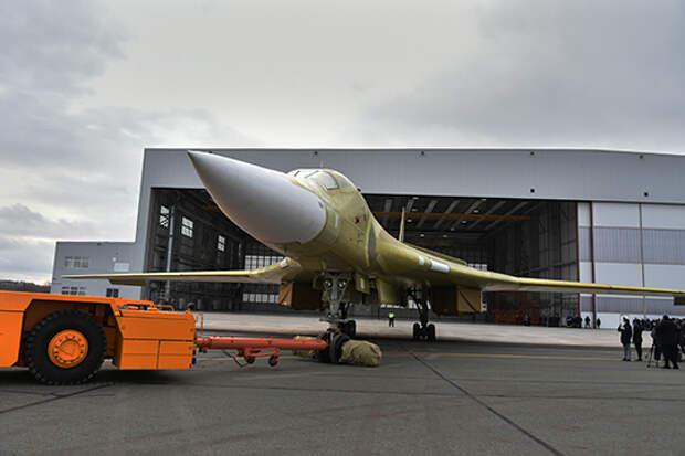 Сегодня модернизация касается в основном системы управления Ту-160, а вот на Ту-160М новыми будут все системы — обороны, навигации, управления самолетом и вооружением
