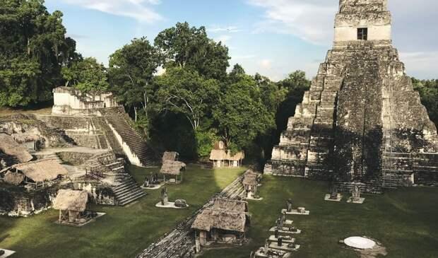 Ученые проследили за вымиранием цивилизации майя по фекалиям древних индейцев
